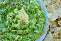 Guacamole Recipes - with and without peas