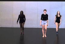 Dance Tutorial / by Alexandra Triplett