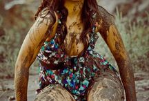 Mud Photoshoot