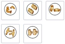 Pipe Fittings Brass / A wide range of Pipe Fittings Brass to our clients. These are manufactured using best grade fabrics and advanced technology. These are used for various applications and are known for their durability. They are available at a cost effective price. These are offered in various shapes and sizes based on the customer's requirement.