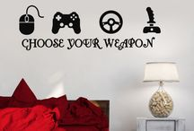 Ideas from gaming room