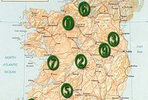 Ireland Destinations / Places I want to see in Ireland