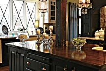 Kitchen ideas  / by Chrissy Creaturo