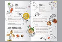 Conception de menu