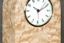 Wood Veneer Products / Wood veneer products include speakers, clocks, lamps, and more. / by Oakwood Veneer