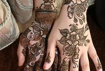 Henna Ideas / by Tori Wilson