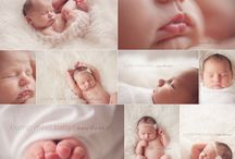 Baby photo style