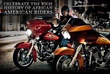 Biking / I'm a Harley rider.  Some of my favorite biking sites.