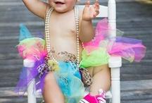 Photoshoot - First birthday ideas / by Nichole Jones