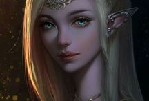 Elf Women