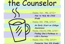Counseling ideas / by Toni Robinson