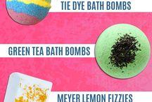 Bath diy recipes