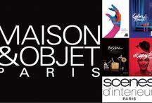 Maison & Objet Paris / Maison & Objet #Paris #MO14 #Home #fashion #design, #decoration, #interiordesign, #hometrends and #inspirations are each year in January and September at the Parc des Expositions de Paris-Nord Villepinte. http://ow.ly/sV4eN