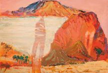 Guy Warren Paintings