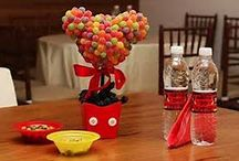 Mickey Mouse b-day party ideas