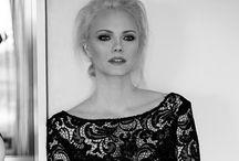 Supermodel Franzsika Knuppe