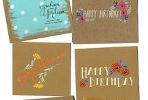 • Cards •