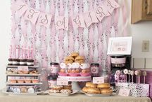 girl baby shower / digibuddha.com  //  romantic | modern | classic | glam / by Digibuddha