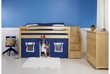Maxtrix Holiday Room Makeover / At the top of your child's Christmas wish list this year is a Maxtrix bed! Imagine the fun, experienced all year long!