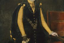 Queen Anna of Spain / Anna of Austria (2 November 1549 - 26 October 1580) was Queen of Spain by marriage to her uncle, King Philip II of Spain. She was the daughter of Maximilian II, Holy Roman Emperor and Maria of Austria. Queen Anna and King Philip II had 3 sons together. Ferdinand, Prince of Asturias, Diego, Prince of Asturias and Philip III of Spain.