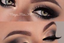 Make up, Nails, and hair styles/color / by Monica Esparza