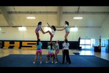 Cheer is LIFE / by Tiffany Nicole