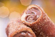 Sabores, doces e delícias / Sobremesas