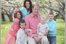 Spring Family Portraits
