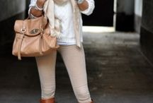Fall and winter outfit