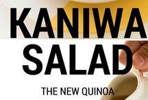 Kaniwa-Rezepte / Rezepte & Infos zu Kaniwa (Canihua, Kañiwa, Chenopodium pallidicaule, Superfood, Baby-Quinoa)
