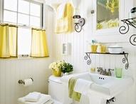 half bath remodel / by Leah Jones