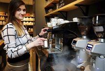 Cafe - coffee shop