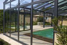 Greenhouse Swimming Pool
