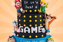 Bolos decorados / Ideias de bolos para festas