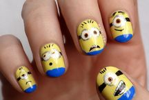 Awesome nails!! / Really cool nail designs I really want!!