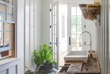 Interior / Exterior Design: Potting Room, Green House, Art Shed / by Amelia Bartlett