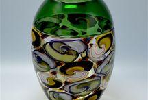 Twist Glass - Mike Hunter / Studio Glass