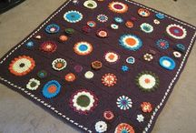 Garden State Afghan by Julie Yeager