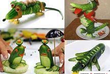 dekorowanie potraw