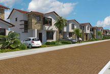Casas en la vía a la Costa de Guayaquil / Diferentes modelos de casas de venta disponibles en Guayaquil