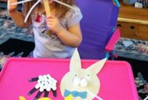 Easter Crafts / by Sarah Canfield