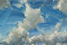 Oliver Douglas / Expressionist painter