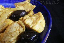 Cocina Afrodisíaca