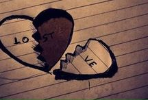 coração partido