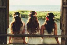 Girl wedding photos / by Mary