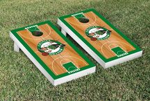 NBA - Boston Celtics Tailgating Gear, Fan Cave Decor, Car Accessories / Find the latest Boston Celtics Tailgating Accessories, Decor for your NBA Man Cave, and Celtics Automotive Fan Gear for your Car or Truck