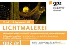 Termine / Hier findet ihr Flyer Poster usw. von Veranstaltungen über Lightpainting.