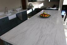 Corian kitchen top