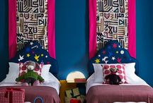 Christmas Bedrooms / Christmas bedroom inspiration - wake up to a festive scheme with these cosy decorating ideas...