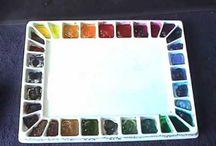 aquarel materiaal